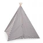 Childhome Tipi Tent Zick-Zack TIPZIG