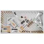 Beta 5905VG/1 Werkzeugsortiment 94 tlg. für Karosseriewerkstätten