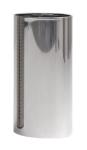 Graepel G-Line Pro Schirmständer Pieno aus poliertem Edelstahl 1.4016
