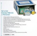 Erste-Hilfe Set passend zu dem Medizinschrank RB000210