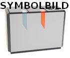 RecycloStar 4 mit Bechersammler 220 Liter aus Aluminium