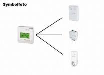 Funk Thermostat mit Empfänger BPT710 - 3 Varianten - Infrarot Heizungsystem Zubehör