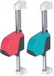 Neptune JVD - Haartrockner für Wellness-Bereiche in 3 verschiedenen Farben verfügbar