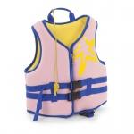 Childhome Neopren Schwimmweste Alt Rosa 2-3J