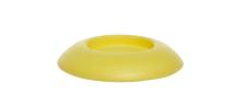 Mehrweg Zubehör Top und Bottom Deckel mit Strohhalmöffnung und Standflächenerweiterung 0, 5L