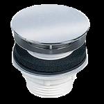 Franke EXOS. Haubenablaufventil DN 32 ZANMW900 für das Handwaschbecken ANMW0003