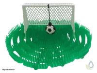SET Urinal-Sieb und Fußballtor geeignet für alle Fußballfans und Vereine