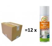 Set 1 Karton mit 12 Stück Insect-OUT® Ungeziefernebeln mit je 400 ml
