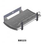 Pressalit Dusch- und Pflegeliege zur Festmontage, in 2 Größen: 1300mm oder 1800mm
