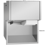 Franke Unterputz WC-Rollenhalter EXOS. für 2 Rollen in 3 verschiedenen Varianten erhältlich