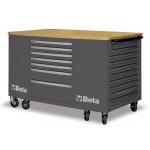 Beta Mobiler Arbeitsplatz mit 28 Schubladen - in 3 Farben erhältlich