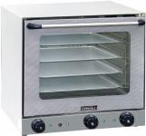 Casselin Heißluftofen mit Dampf - aus Edelstahl - mit Doppelglastür - emailliert