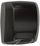 Mediclinics automatischer, schwarzer Händetrockner 2750 W aus Stahl Wandmontage