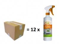 Set 1 Karton mit 12 Stück Insect-OUT® Mottenspray 500 ml hält alle Mottenarten fern