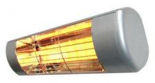 Heatlight Heizstrahler silber mit Infrarottechnologie für den Außenbereich 1500W