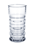 Samba Queen Trink Becher 0, 2l SAN aus Kunststoff glasklar