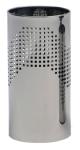 Graepel G-Line Pro Quadrotto Schirmständer aus poliertem Edelstahl 1.4016
