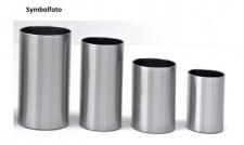 Graepel G-Line Pro Papierkörbe Pieno Edelstahl 1.4016, geschliffen, in 4 Größen