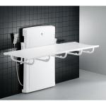 Pressalit Dusch- und Pflegeliege mit Elektromotor 1400mm oder 1800mm, max. 150kg