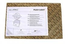 GLUPAC Klebefolien Schwarz für PlusLight Insektenvernichter