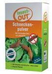Insect-OUT® Schneckenpulver 1000 g hält Schnecken zuverlässig fern ohne sie zu töten