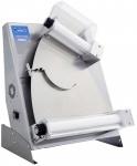 Casselin Pizza Teig Roll-Maschine 300 aus Edelstahl mit Touch and Go Technologie