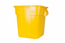 RUBBERMAID Quadratischer BRUTE® Container 106 l aus Polyethylen