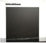 Infrarot Tafel Heizung 400 Watt mit Alurahmen und Wandhalterung von Elbo Therm