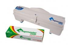 SET effizienter Wrapmaster Spender WM4500 und Frischhaltefolie 4500 aus PVC