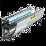Moel Mo-Fly Klebefalle 701 aus Aluminium mit 2 x 15W Lampen und 230V ~ 50Hz