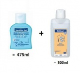 Set Stellisept® Desinfektionsseife + Sterillium® Gel Händedesinfektionsmittel
