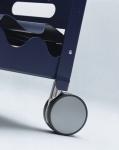 Graepel High Tech Räder für die P.U.B. Flaschenständer und die Schrankelemente - Zubehör
