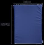 Wickeltisch-Auflage Wecco in blau oder weiß Timkid