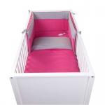 Childwood Bett Kopfschutz 35 x 170 cm Jersey