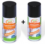 Set Insect-OUT® Ungeziefernebel 150 ml + Insect-OUT® Mottennebel 150 ml