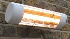 Heatlight Heizstrahler HLW15 mit Infrarottechnologie für den Außenbereich 1500W