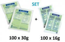 Set - Dismozon® pur Flächen - Desinfektionsreiniger + Dismozon® plus - Granulat