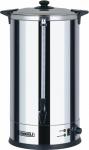 Casselin Heißwasserspender 30-Liter-Edelstahl-2500W - Anti-Burn