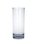 6er Set Barglas exklusiv 0, 25l PC glasklar aus Kunststoff Geschirrspülmaschinen fest
