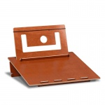Mobiles Schreib- und Lesepult aus lackiertem Birkensperrholz für Klein und Groß