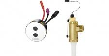 Franke A3000 open berührungslos opto-elektronisch gesteuerte WC-Spülarmatur DN 20