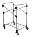 Rubbermaid X-Cart Rahmen 150 Liter aus Stahl