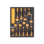 Beta 2450 M208 10 teiliges Werkzeug in Schaumeinsatz