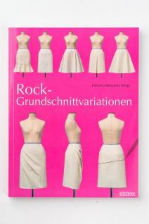 Buch Schnittkonstruktion Rock-Grundschnittvariationen