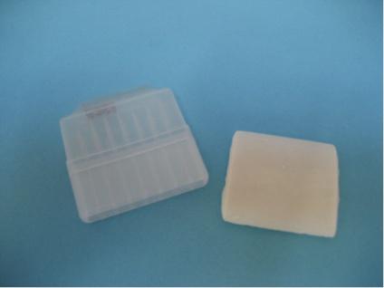 Schneiderkreide Kreide zum Zuschneiden Sublimierkreide weiß