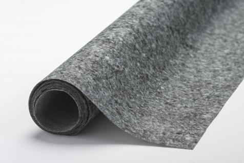 Fixiereinlage Vlieseinlage wie Vlieseline Farbe: anthrazit/ leicht