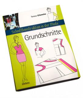 Buch Schnittkonstruktion Gilewska - Grundschnitte