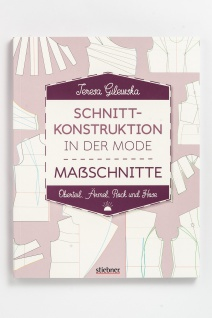 Buch Schnittkonstruktion Gilewska - Maßschnitte