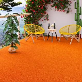 Luxus Designer Kunstrasen Miami Orange