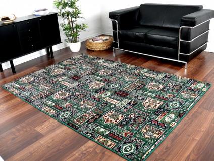 Orient Teppich Empire Grün in 24 Größen
